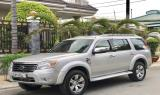 Bán Ford Everest Diesel 4x2 MT 2010 cũ