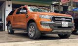 Bán Ford Ranger Wildtrak 3.2L 4x4 AT 2016 cũ