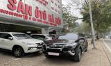 Bán Toyota Fortuner 2.7AT (4x4) 2019 cũ